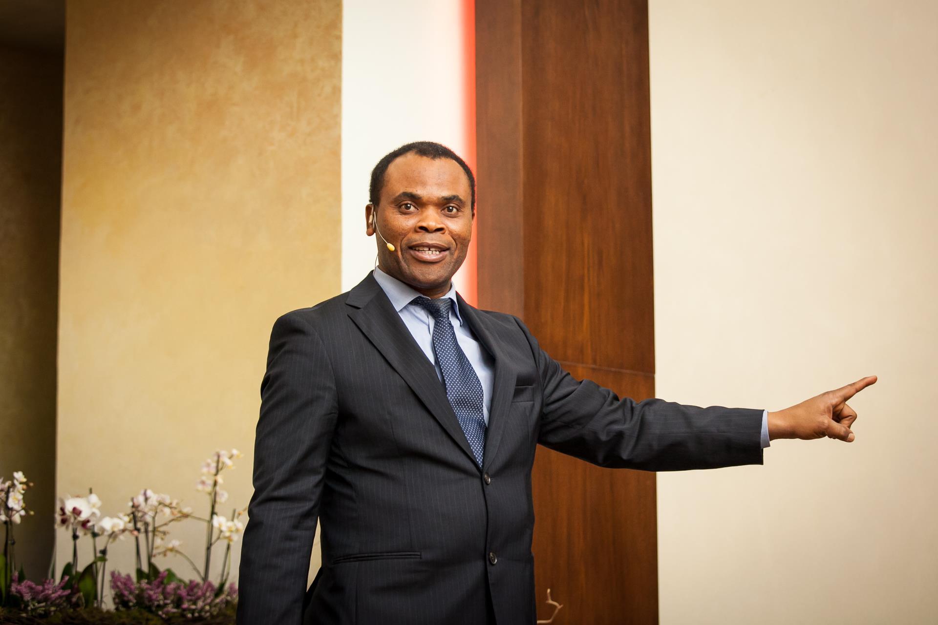 Godfrey Ngirishi