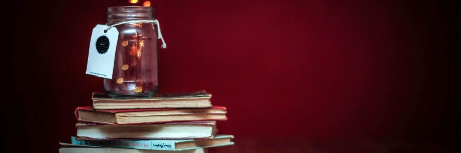 books-jar-lights-bokeh-hd-wallpaper